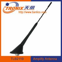 roof mount car electronic antenna/ amplifier am fm car antenna TLB2110 Manufactures