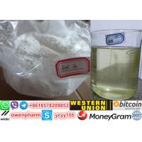 China Legit Testosterone Enanthate Raw Steroid Powders Source Anabolic Injection Gel on sale