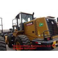 ZL50GN Road Construction Machinery 5t Wheel Loader Manufactures