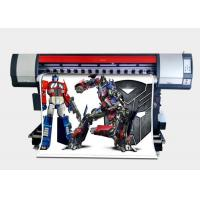 Quality 1.6m Large Format Eco Solvent Flex Printing Machine With Epson DX5 Printhead for sale