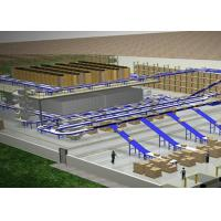 China Fully Automated Sorting Conveyor Systems Line For Furniture Industry on sale