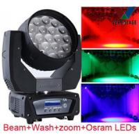 LED 19*12W Beam Zoom Moving Head Light (ML1912Z) Manufactures