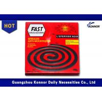 140MM ,120MM Mosquito Repellent Coils Pest Control Products 5 Double Coils Packed Manufactures