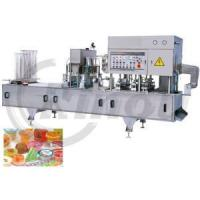 Cup Filling and Sealing Machine (RN-G) Manufactures
