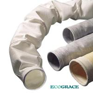 Homopolymer Acrylic Filter bag Homo Acrylic Needle Felt Cement Plant Manufactures