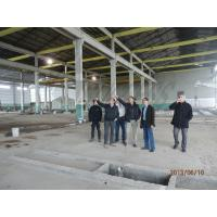 Automatic AAC Block Production Line Autoclaved Aerated Concrete Equipment