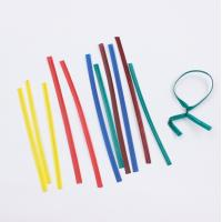 China Vinyl Coated Twist Ties with Different Color on sale