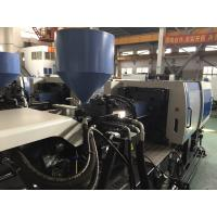 10kW Plastic Fruit Box Making Machine , Double Color Injection Molding Machine Manufactures