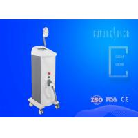Efficient Ipl Laser Hair Removal Machine , Salon Laser Hair Removal System Energy Density 1 - 50J/CM2 Manufactures