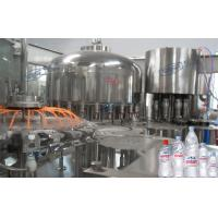 3 in 1 Water Filling Machine Manufactures