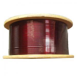 Polyurethane Coated Aluminum Winding Wires Diameter 0.2-8.0mm Manufactures