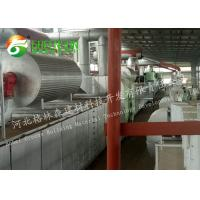 Fully Automatic Mineral Wool Board Production Line For Heat Insulation Materials Manufactures