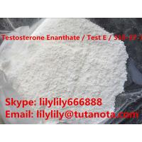 Test E Testosterone Steroid Hormone Testosterone Enanthate 315-37-7 For Muscle Building