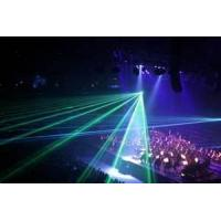 LCD display RB firefly + SD Card green animation party laser lighting effect  SD-06  Manufactures