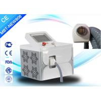 Portable Diode Laser Hair Removal Permanent , 808nm Laser Depilation Beauty Machine Manufactures