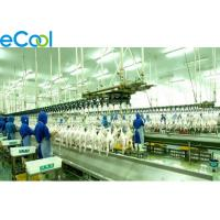 Integrated Industrial Cold Storage For Poultry , 1000 Tons Productivity Manufactures