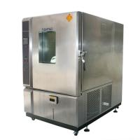 Stainless Steel Constant High Low Temperature Humidity Test Chamber For Photovoltaic Device Manufactures