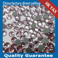 lead free transfer crystal lt.amethyst color Manufactures