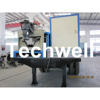Buy cheap 17.7KW Electric Control K Span Arch Roof Roll Forming Machine For Large Span from wholesalers