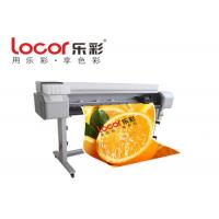Single DX8 Printhead Indoor Printing Machine For Sublimation Gray Color 1520mm