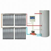 High quality non-pressurized solar water heater(best seller) Manufactures
