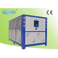 China Commercial Air Cooled Air Conditioner Chiller For Cooling , Low temperature on sale
