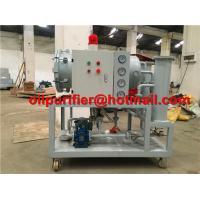 China Heavy Fuel Oil Dehydration Facility,anti-explosion gasoline oil mositure separator,Coalescence Waste Diesel Oil Purifier on sale