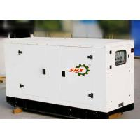 400V Three Phase China Diesel Generator with AVR , Soundproof Waterproof Manufactures