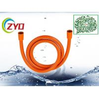 1.5M  Double locker Flexible Orange Color Painted Bathroom Shower Hose Toilet Hose  Iran Turket European Market Manufactures
