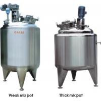 NX Type Thick & Dilut Mixing Pot Manufactures