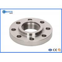 """2""""-24"""" Threaded Pipe Flange , Inconel 625 Flanges Nickel Base Alloy Material Manufactures"""