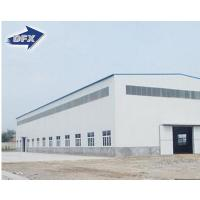 China Pre engineering high rise hotel factory two story prefabricated steel structure building on sale