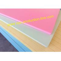 Cheap Cargo Truck XPS Insulation / Styrofoam Insulation Sheets Planed Grooved 2400 X 1200mm for sale