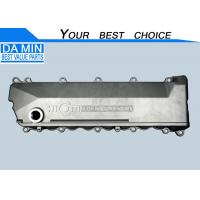 4HF1 4HG1 ISUZU Head Cover 8971130253 Aluminum Made 15 Holes To Connect Cylinder Head Manufactures
