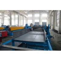 Electric Fully Automatic Cable Tray Roll Forming Machine Main Motor Power 22kw