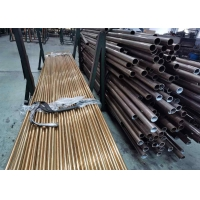 ASTM C12100 Seamless Copper Tube Manufactures