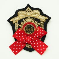Decorative Clothing Embroidered Patches Embroidered Badges No Minimum Manufactures