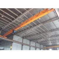 2T Single Girder Overhead Cranes For Factories / Material Stocks / Workshop Manufactures