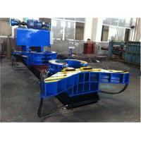 Large Horizontal Grips Bale Breaker Machine Tensile Force 3000KN 50KW