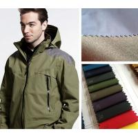 Cheap Polyester memory fabric for jacket for sale