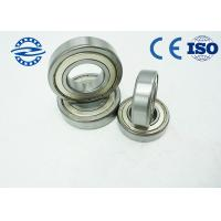 China High Speed Single Row Ball Bearing , 6006 - 2RS1 Small Ball Bearings 30 × 55 × 13mm on sale