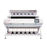 Automatic CCD Steamed Rice Color Sorter Rice Processing Machine 7 Channels Manufactures