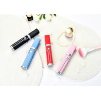 Buy cheap Fashionable Lipstick Selfie Stick Wired Handheld Monopod For Smartphone from wholesalers