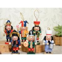 Wooden 10cm Hand Painted The Nutcracker Manufactures