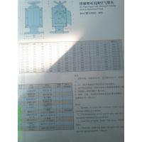 Air pipe head with manuall-closing device-spherical float,ball float, BAC Type air vent Manufactures