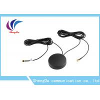 4G Auto GPS Antenna 28dbi Gain Two In One Daul Cable Car Screw For Car Navigator