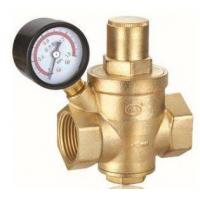 Cheap Brass PN16 Pressure Reducing Valves Installed On 50mm Mild Steel Screw Pipe Line for sale