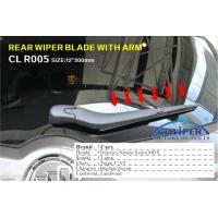 """Black Rear Wiper Blade 12 """" 300mm , Acura MDX Wiper Blades Replacement Manufactures"""