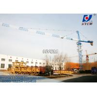 Cheap Chinese Kind of TC6010 60 Meter Jib Tower Crane Fixed and Climbing Type for sale