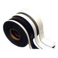 China Flexible Rubber Magnetic Roll Strip with Adhesive 10ft X 1 in X 60 Mil on sale